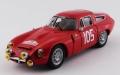 BEST MODELS(ベストモデル) 1/43 アルファロメオ TZ1 ツール・ド・コルス 1964 #105 Rolland/Augias 2位
