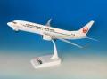エバーライズ 1/130 737-800W 日本トランスオーシャン航空 JA01RK