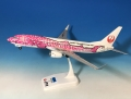 エバーライズ 1/130 737-800W JTA 日本トランスオーシャン航空 JA06RK