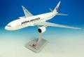 JALUX Hogan wings 1/200 777-200ER JAPAN AIRLINES (Wifi) ※プラスチック製、スナップフィット