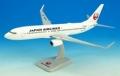 [予約]JALUX Hogan wings 1/200 JAL 737-800 WiFi スナップインモデル