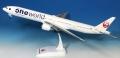 エバーライズ 1/200 777-300 JAPAN AIRLINES ONEWORLD JA752J ※プラスチック製、スナップフィット、スタンド仕様