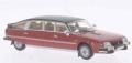 BoS Models 1/43 シトロエン CX Nilsson 1985 レッド/マットブラック
