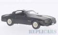 [予約]BoS Models 1/43 ポンティアック ファイアーバード トランザム 1977 ブラック装飾