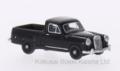 [予約]BoS Models 1/87 メルセデス 180 (W120) バーキー 1956 ブラック 右ハンドル