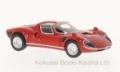 [予約]BoS Models 1/87 アルファロメオ Tipo 33 ストラダーレ 1967 ダーク レッド