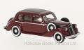 [予約]BoS Models 1/87 シュコダ superb 913 RHD 1938 ダークレッド