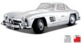 [予約]BURAGO(ブラゴ) 1/18 メルセデス ベンツ 300 SL 1954(シルバー)