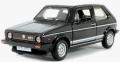 [予約]BURAGO(ブラゴ) 1/24 フォルクスワーゲン ゴルフ MK1 1979 (ブラック)