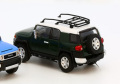 MODEL 1(モデルワン) 1/64 トヨタ クルーザー TOYOTA FJ CRUISER  XJ10 (LHD) アーミーグリーン
