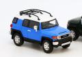 MODEL 1(モデルワン) 1/64 トヨタ クルーザー TOYOTA FJ CRUISER  XJ10 (LHD) ブードゥーブルー