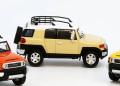 MODEL 1(モデルワン) 1/64 トヨタ クルーザー TOYOTA FJ CRUISER  XJ10 (LHD) クイックサンド