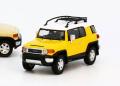 MODEL 1(モデルワン) 1/64 トヨタ クルーザー TOYOTA FJ CRUISER  XJ10 (LHD) サンフュージョン