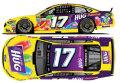 [予約]ライオネルレーシング 1/64 NASCAR Cup Series 2017 Ford Fusion Little Hug #17 Ricky Stenhouse Jr.