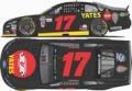 [予約]ライオネルレーシング 1/64 NASCAR Cup Series 2017 Ford Fusion YATES TRIBUTE #17 Ricky Stenhouse