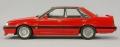 CAM@ 1/43 日産 スカイライン 4ドアハードトップ GTパサージュ ツインカム24Vターボ 1987年 BBSホイール仕様 スーパーレッド