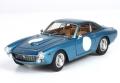 [予約]BBR MODELS 1/43 フェラーリ 250 GT ルッソ(RHD) S/N5031 メタリックライトブルー/ゼッケンサークル