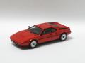 センチュリードラゴン 1/43 BMW M1 (E26) レッド