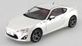[予約]DORLOP(ドアロップ) 1/18 トヨタ GT86 サテンパールホワイト