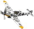 """[予約]CORGI 1/72 メッサーシュミット Bf 109G-6 ブラック ダブル シェブロン """"ミッキーマウス"""" Hptm. ホルスト・カルガニコ CO II./JG プスコフ空港 ソビエト連邦 1944年初頭"""