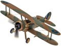 CORGI 1/72 グロスター グラディエーター Mk.II N2308 HP-B RAF第247飛行隊 Battle of Britain.