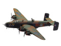 CORGI 1/72 ハンドレページハリファックス B.III - LV937/MH-E 'Expensive Babe', RAF No.51 Squadron, Snaith, 1945年3月 Halifax Centurion