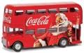 [予約]CORGI(コーギー) 1/64 ロンドンバス(2階建て)クリスマス Coca Cola