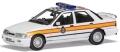 [予約]CORGI(コーギー) 1/43 フォード シエラ サファイヤ RS コスワース 4x4 サセックス州パトカー