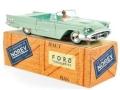[予約]NOREV Classics(ノレブクラシックス) 1/43 フォード サンダーバード 1960 Adriatique グリーン ドライバー付