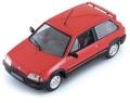 [予約]ixo (イクソ) 1/43 シトロエン AX GTI 1991 レッド