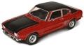 [予約]ixo (イクソ) 1/43 フォード カプリ 1700 GT 1970 レッド/ブラックボンネット
