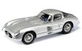 [予約]ixo (イクソ) 1/43 メルセデス・ベンツ 300SLR クーペ Uhlenhaut (W196S) 1955年 シルバー