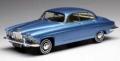 [予約]ixo (イクソ) 1/43 ジャガー MK 10 1961 メタリックライトブルー