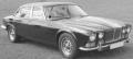 ixo (イクソ) 1/43 ジャガー XJ MK I 1972 ダークブルー