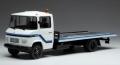 [予約]ixo (イクソ) 1/43 メルセデス・ベンツ L608 D ウィンチトラック 1980 ホワイト
