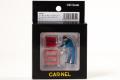 CAR-NEL (カーネル) 1/43 フィギュア ガレージメカニック エンジンルームメンテナンスセット ※限定300個