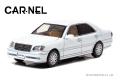 CAR-NEL (カーネル) 1/43 トヨタ クラウン ロイヤルサルーンG (JZS175) 2001 ホワイトパールクリスタルシャイン ※限定300台