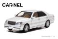 CAR-NEL (カーネル) 1/43 トヨタ クラウン ロイヤルサルーンG (JZS175) 2001 シルバーメタリック ※限定300台