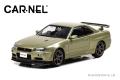 [予約]CAR-NEL (カーネル) 1/43 日産 スカイライン GT-R VspecII Nur (BNR34) 2002 ミレニアムジェイド ※限定500台