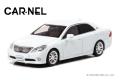 CAR-NEL (カーネル) 1/43 トヨタ クラウン ロイヤルサルーンG (GRS202) 2010 ホワイトパール クリスタルシャイン ※限定300台