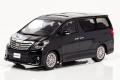 CAR-NEL (カーネル) 1/43 トヨタ アルファード 350S TYPE GOLD II 2013 ブラック *500pcs