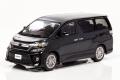 CAR-NEL (カーネル) 1/43 トヨタ ヴェルファイア 3.5Z GOLDEN EYES II 2013 (Black) *限定500台