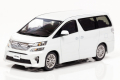 CAR-NEL (カーネル) 1/43 トヨタ ヴェルファイア 3.5Z GOLDEN EYES II 2013 (White Pearl Crystal Shine) *限定500台