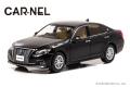 CAR-NEL (カーネル) 1/43 トヨタ クラウン ロイヤルサルーン G (GRS210) 2016 ブラック  限定300台