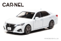 CAR-NEL (カーネル) 1/43 トヨタ クラウン アスリート S (GRS214) 2016 White Pearl Crystal Shine 限定300台