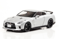 CAR-NEL (カーネル) 1/43 日産 GT-R Track edition engineered by nismo (R35) 2017 (Ultimate Metal Silver) ※限定300台