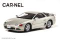 CAR-NEL (カーネル) 1/43 三菱 GTO Twin Turbo (Z16A) 1993 (Gentille Silver) ※限定300台