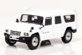 CAR-NEL (カーネル) 1/43 トヨタ メガクルーザー 1996 ホワイト ※限定150台