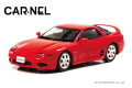 CAR-NEL (カーネル) 1/43 三菱 GTO Twin Turbo (Z16A) 1996 Passion Red 限定300台