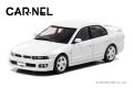 CAR-NEL (カーネル) 1/43 三菱 ギャラン VR-4 type-V (EC5A) 1998 Galaxy White ※限定300台